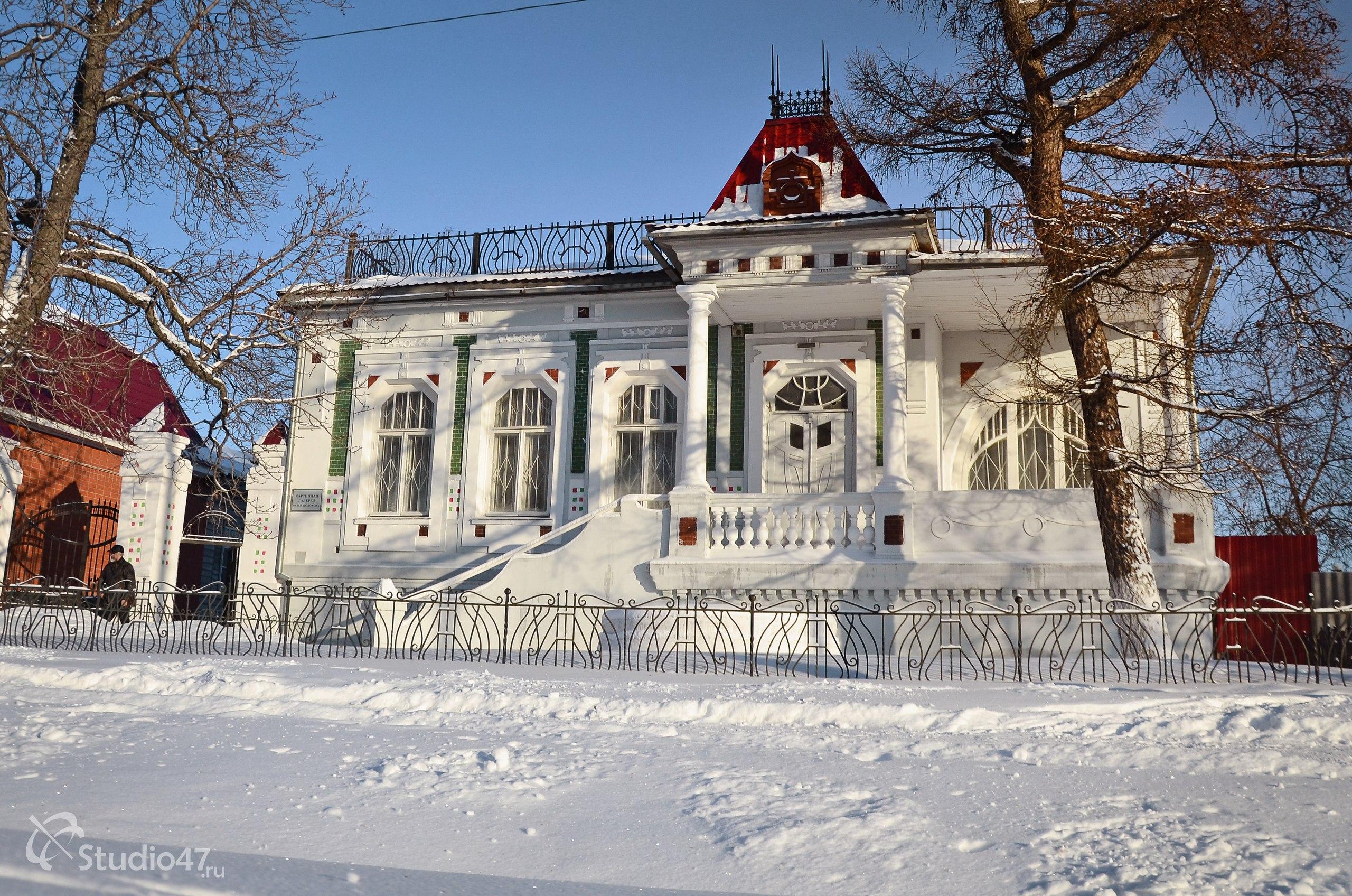 Картинная галерея Шолохова