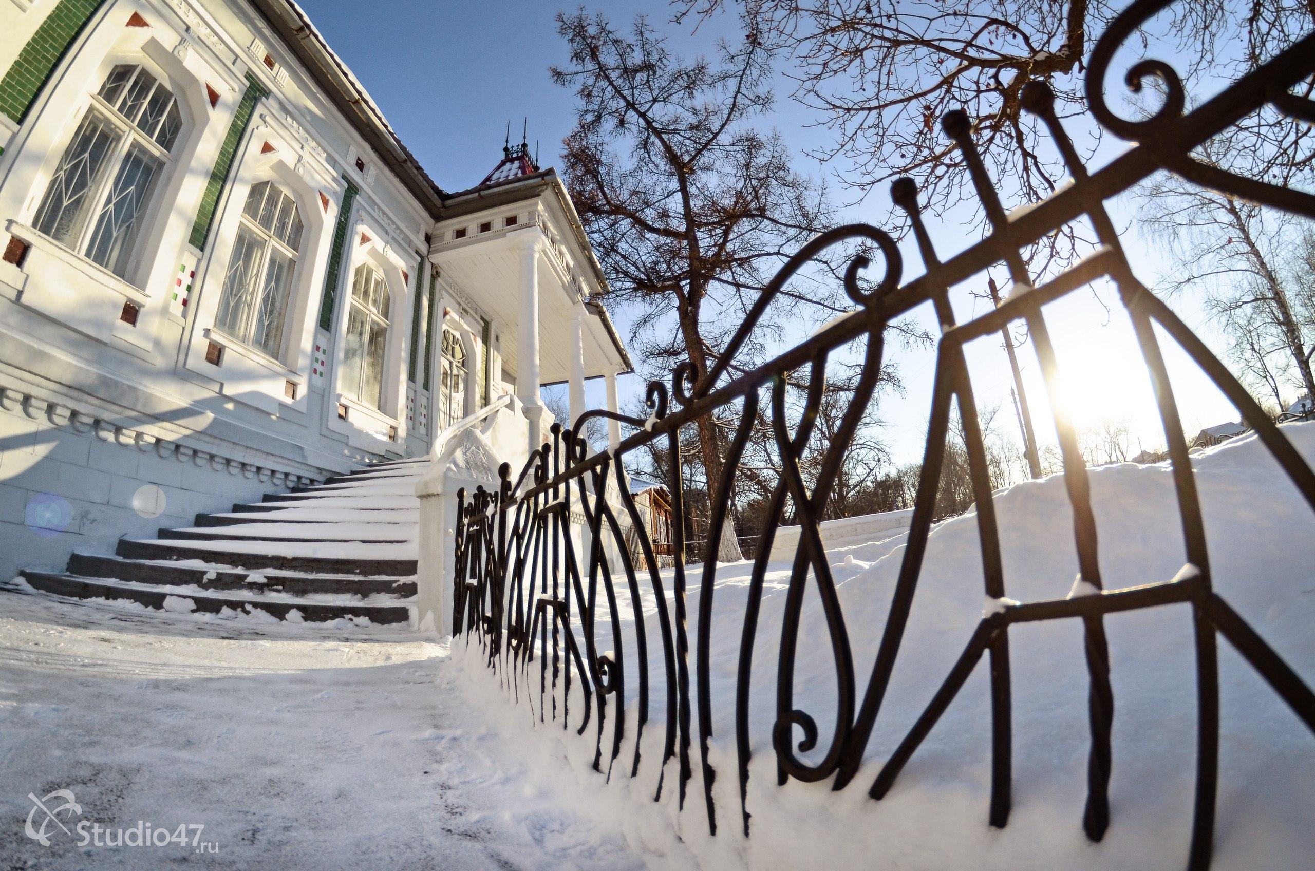 Борисоглебская картинная галерея Шолохова