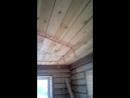Электромонтаж ретро-проводки в деревянном доме.