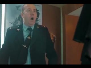 Прикольный фрагмент из сериала полицейский с рублевки