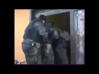украинский спецназ в деле))