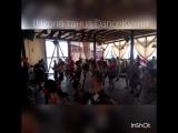 Анимация от школы танца DanceКухня на Велодевичнике 2017
