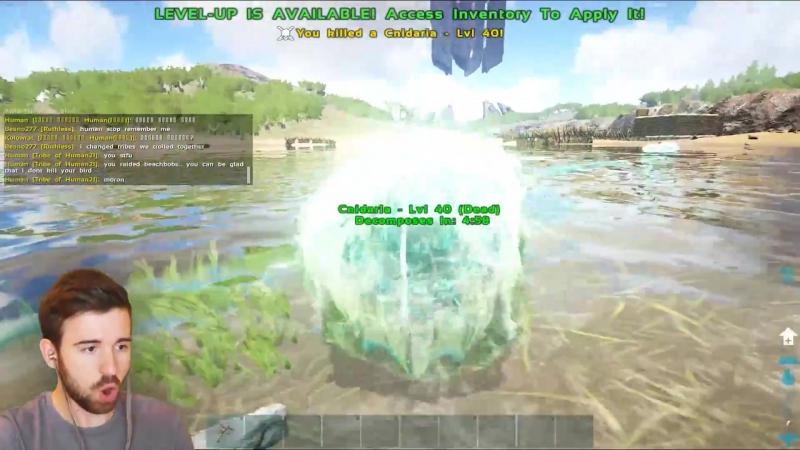 EugeneSagaz ЧТО СТАЛО С POWERDRISH؟ - ARK Survival Evolved 28 (Full HD 1080p)