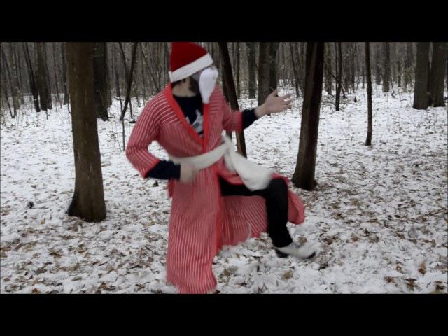 Мишель Сухарев - Rock'N'Roll Christmas Airguitar