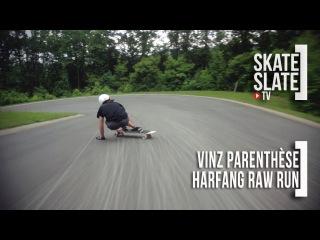 Harfang Raw Run: Vinz Parenthse in N.C. - SkateSlate.TV