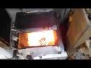 КЧМ на ракетній тязі (Roket stove)