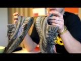Yeezy Boost 350 v2 | Уничтожаем и чистим