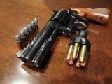 revolver Smith &amp Wesson 586 - револьвер Смит и Вессон 586 .357 Магнум