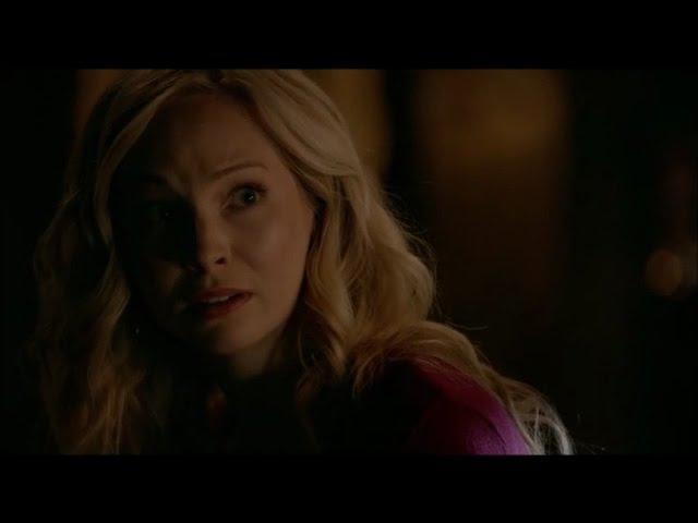 Vampire Diaries 8x05 Caroline/Stefan
