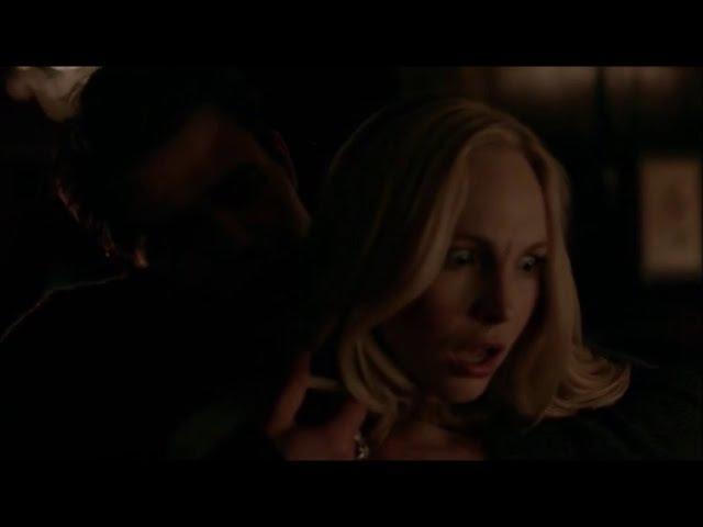 Vampire Diaries 7x21 Stefan vervains Caroline