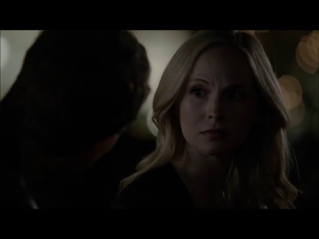 Vampire Diaries 7x21 Stefan/Caroline I love you, I loved you and you left me