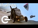 Real Flying Car - The Gadget Show FuelFriday