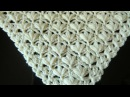 CROCHET PATTERN NR 9 '* VERY PRETTY AND EASY FLOWER PATTERN FOR A SHAWL *