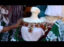 Blusas de Chaquira Pinotepa Nacional