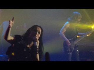 Tarja - Nightwish Medley (Zlin 03.12.2016)