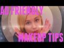 Ad Friendly Makeup Tutorial