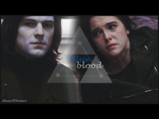 ➸ Dimitri and Rose | BLUE BLOOD {Vampire Academy}