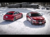 xDrive Vs. Quattro Vs. 4Matic Snow Test