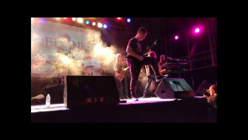 DELFINIA Nightsong Daily Metal Fest 29 04 2017г