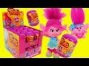 Trolls Movie Toys ENTIRE CASE of Poppy Branch Surprise Eggs BABY POPPY DOLL DisneyCarToys