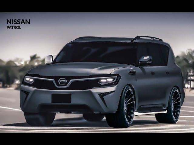 Nissan Patrol 2018, 2019, 2020 предположения, Nissan Patrol Diezel, نيسان باترول