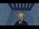 Симпсоны - Пародия на Пилу