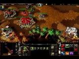 Warcraft 3.Серия№21.Уничтожение лагерей альянса