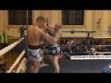 Muay Thai - Cory Smith vs Nathan Robson - Rebellion Muay Thai 12, Sydney, Australia