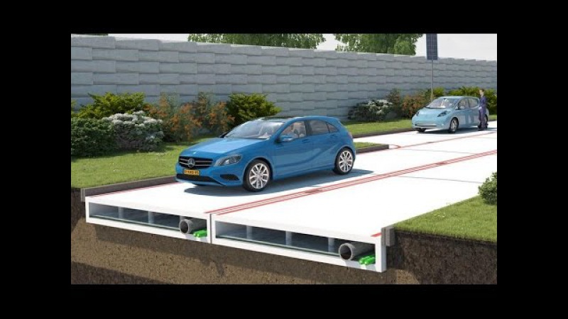 Plastic Roads - Way More Efficient to Build, Maintain, and Recycle