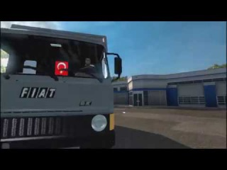 ETS 2 Fiat 50NC v1.0 | 1.26.X | KadircanOzkan