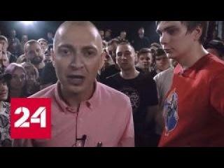 Рэп-баттл Oxxxymiron и Гнойного побил рекорд по просмотрам