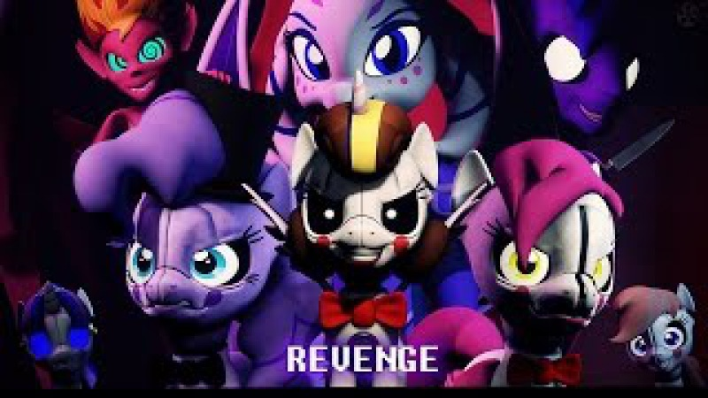 SFM Five Nights at Pinkie's Filly Location Revenge Rezyon 60FPS FullHD