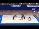 【鹿児島実業 2014】 男子新体操界の奇行種(進撃の巨人,ももクロ,笑点,トッ124