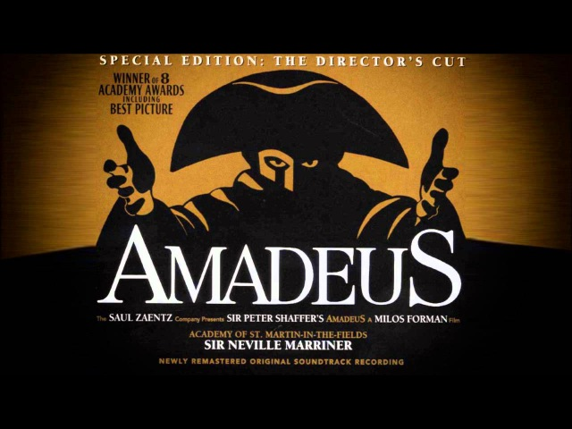 Amadeus Soundtrack [Special Edition: Director's Cut] - Full CD 1
