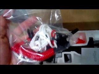 Видео отзыв о лодочном моторе HANGKAI 4 л.с. - первый обзор
