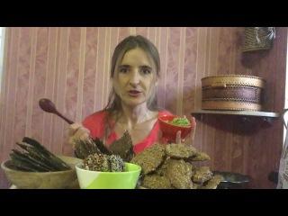 Елена Абрамова: быстрая кулинария для занятых сыроедов.