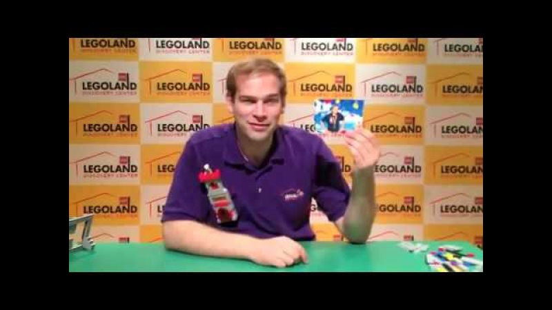 How to Build a LEGO® Picture Frame