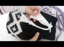 Penye ipten sırt çantası yapımı ribbon ip ile çanta yapımı -5 son
