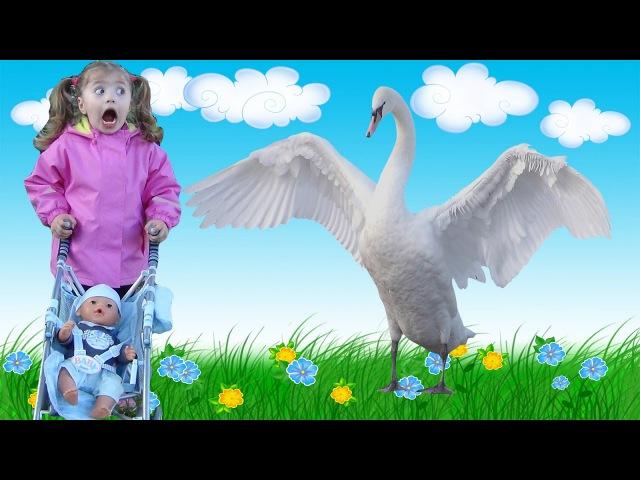 БЕБИ БОН на детской площадке Baby Born Видео для детей