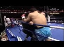 Майк Тайсон - бешенство на ринге! Соперник отказался продолжать бой!