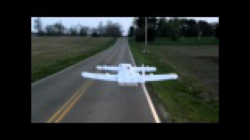 Quad Tilt rotor VTOL official music video