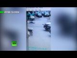 Видео момента убийства Вороненкова в Киеве