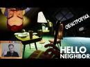 №438 ОБУСТРОЙКА продолжается Сосед залез в мой дом в Привет Сосед Альфа 4 Hello Neighbo