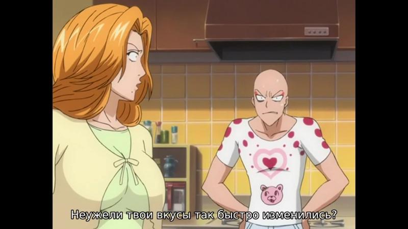[Anime365] Блич. Мацумото в доме Кейго (момент из аниме bleach tv)