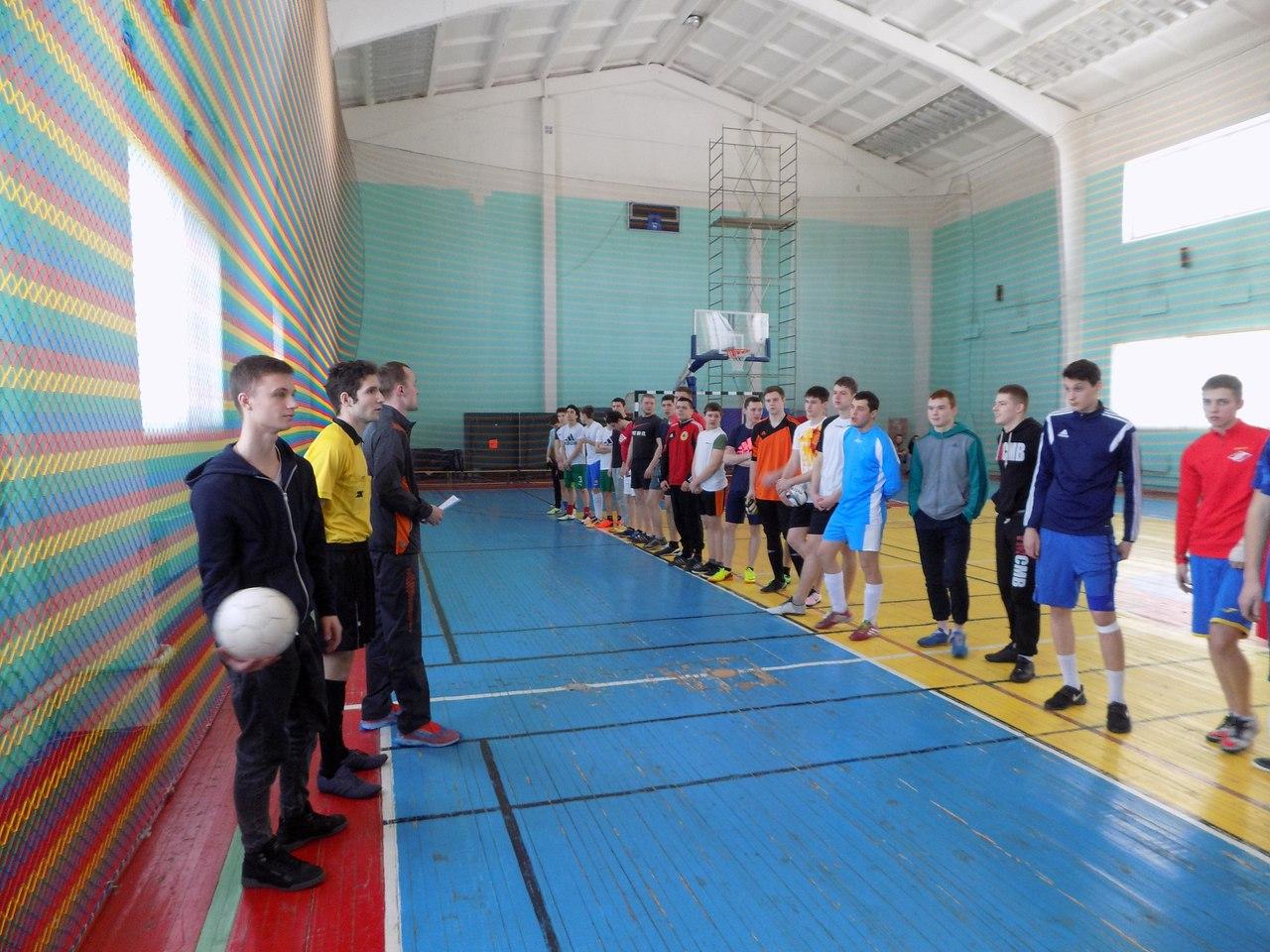 Итоги первого Кубка дворовых команд по мини-футболу