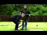 Пулемёт - Виккерс. Конструкция и принцип действия