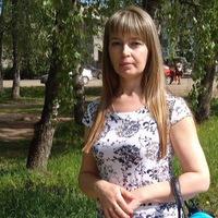 Анкета Светлана Нацаренус