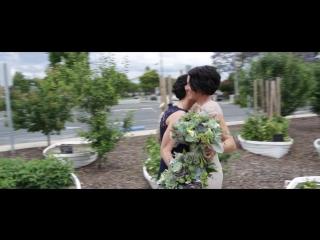 Lesbian Wedding: Angela & Anita♀♥♀