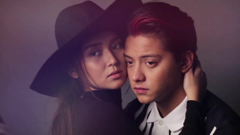 BTS KathNiel of YES 100 Most Beautiful Stars 2017 issue