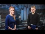 """Ведущий программы """"Автостоп"""" Антон Самцов и его гостья Мария Сыроежко"""